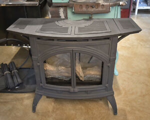 Empire Heritage Propane Stove - Safeguard Chimney & Stoves