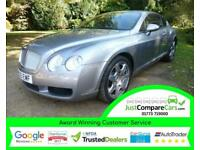 2005 Bentley Continental 6.0 W12 GT Mulliner Auto 2dr Coupe for sale  Heanor, Derbyshire