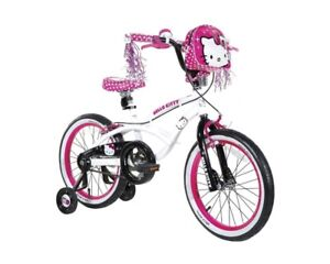Monster High Bicycle with Training Wheels