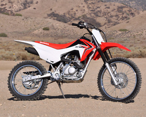 Looking for a good starter dirtbike