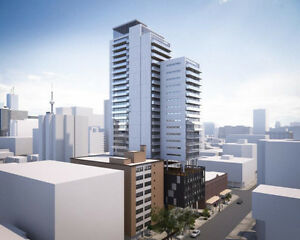 LUXURY CONDOMINIUMS COMING IN THE HEART OF TORONTO