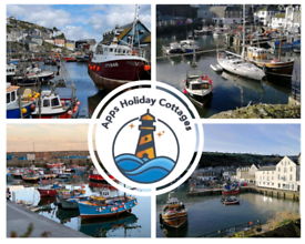 Holiday Cottage mevagissey 10th Jul 7 nights