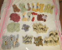 Large Collection of TAPESTRY WOOL - Bucilla DMC Anchor Beehive