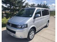 2010 10 VOLKSWAGEN TRANSPORTER T30 TDI MOTABILITY DISABLED ACCESS HIGHLINE ALLOY