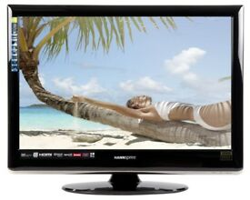 "Hannspree 25"" 1080P LED TV Boxed"