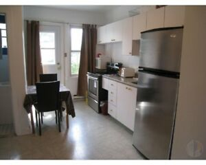 Furnished apartment Montreal - Close to downtown