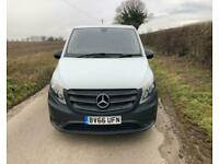 2016 Mercedes-Benz Vito 111 CDI PANEL VAN Diesel Manual