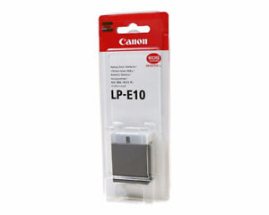 Canon LP-E10 Battery Pack (New)