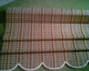 Window Blind/Cover, Curtain Panels - Cottage/Home