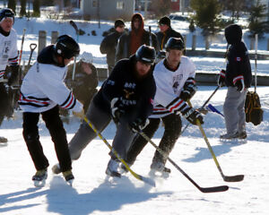 Pond Hockey Tournament - Muskoka