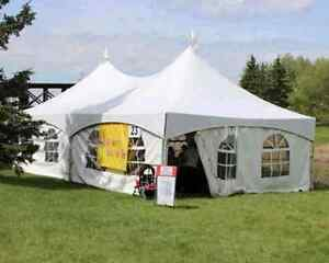 Party Tents, Marquee Tents, Popup Tent, Canopy Tents, Pole Tents Peterborough Peterborough Area image 2