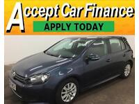Volkswagen Golf 1.6TDI ( 105ps ) Tech 2012MY BLUEMOTION FROM £31 PER WEEK!