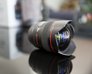 Canon- EF 14mm f/2.8L II USM- mint condition