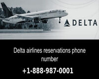 +1-888-987-0001 @ Delta Airlines Reservations Number