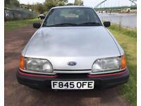 1989 F FORD SIERRA 1.8 LX 5D 88 BHP