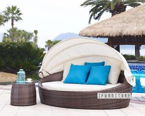 Final Sale--Patio furniutre Blow Out--Daybed with Aluminum Frame