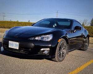 2015 Subaru BRZ Sport Tech Coupe (2 door)