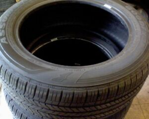 215 55 17 Goodyear all season tires