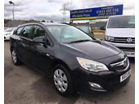 2012 VAUXHALL ASTRA 1.3 CDTI ECOFLEX 16V EXCLUSIV 5DR (START/STOP)