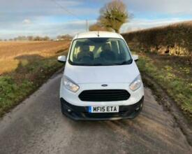 2015 15 FORD TRANSIT COURIER TREND TDCI DIESEL