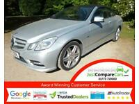 2012 Mercedes-Benz E250 2.2 CDi 200 Sport BlueEFFICIENCY 7G-Tronic Auto Cab for sale  Heanor, Derbyshire