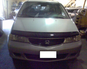 2003 Honda Odyssey silver part out