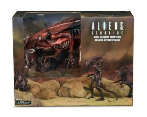 Aliens Red Queen Mother Ultra Deluxe Action Figure at JJ Sports London Ontario image 3