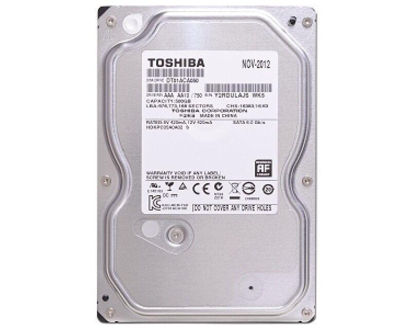 Toshiba DT01ACA050 500 GB