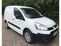 2014 63 CITROEN BERLINGO 1.6 HDI 850 ENTERPRISE L1 NO VAT VAN 89 BHP DIESEL