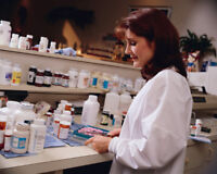 Pharmacy Assistant position in Vaughan