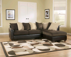 Ashley Furnatire Sectional 3 Years Old $500