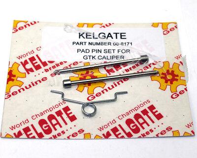 Kart Kelgate 2 Pot Caliper Pad & Pin Set - Best Price On Ebay - Great Value