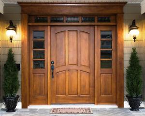 DOOR & WINDOW OF YOUR DREAM Call: 4 1 6 – 9 0 7 – 7 5 5 5