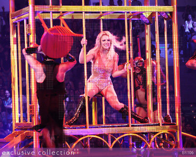 Britney Spears LIVE 8x10 Photo Circus Tour Concert Picture 2