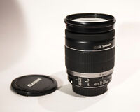 Canon 18-200mm f3.5-5.6 IS