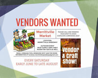 Vendors Needed for Market in Thorold
