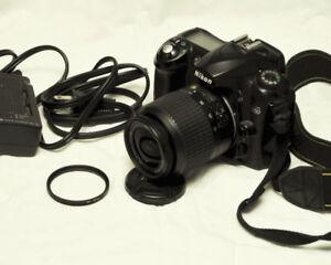 Nikon D50  + Nikon 18-55mm f/3.5-5.6 ED DX lens