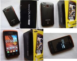 BRAND NEW SAMSUNG GALAXY RUGBY RUGGED & SMART PHONE NO CONTRACT