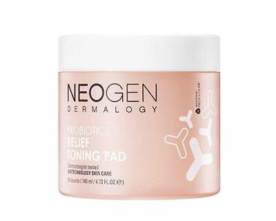 NEOGEN Dermaology Probiotics Relief Toning Pad 50Pads / 140ml