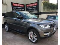 2014 64 LAND ROVER RANGE ROVER SP HSE TDV6 A 4WD 292 BHP 5DR AUTO PAN ROOF DIESE