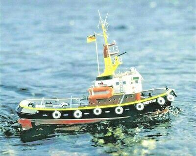 Modelo a Escala Barco Robbe / Krick Neptun Estirar Kit Incluye Accesorios...