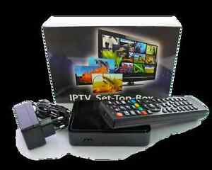 IP TV BOX(PAY ONCE-NO MONTHLY FEE)