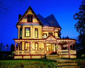 1897 Mansion in Revelstoke BC Sleeps 11