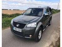 2012 12 GREAT WALL STEED TD SE 4X4 DCB DIESEL