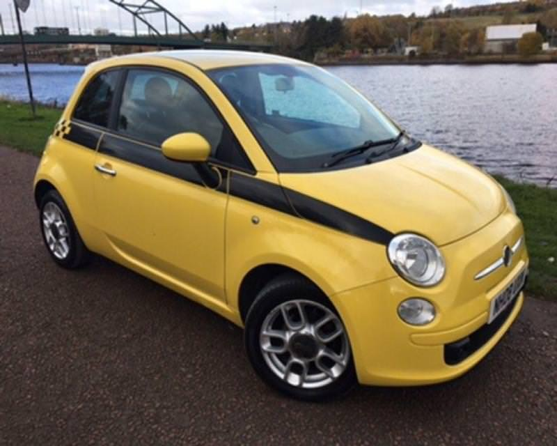 2008 S FIAT 500 1.2 SPORT 3D 69 BHP | in Newcastle, Tyne and Wear ...