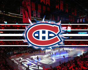 Montreal Canadiens VS Flames  March 9 (Thursday) 2 or 4 tickets
