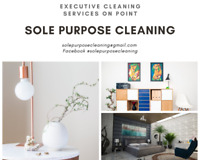 Booking January 2020 Residential Cleaning