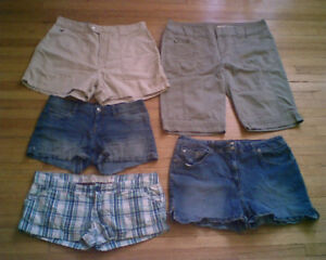 Assorted Shorts for teens or women     -  Moving Must Go