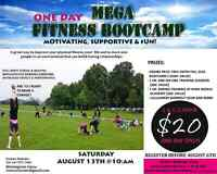 One Day Mega Bootcamp