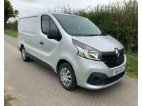 2016 Renault Trafic SL27 BUSINESS PLUS ENERGY DCI S/R P/V PANEL VAN Diesel Manua